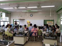 大豆から作る手作り豆腐教室2